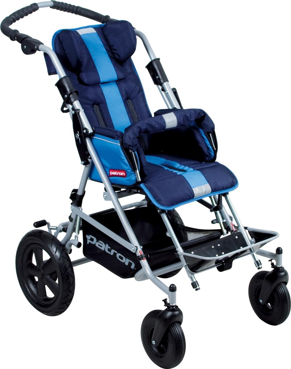 Patron Tom X-Country Wózek inwalidzki specjalny, dziecięcy, spacerowy, spersonizowany, doposażony