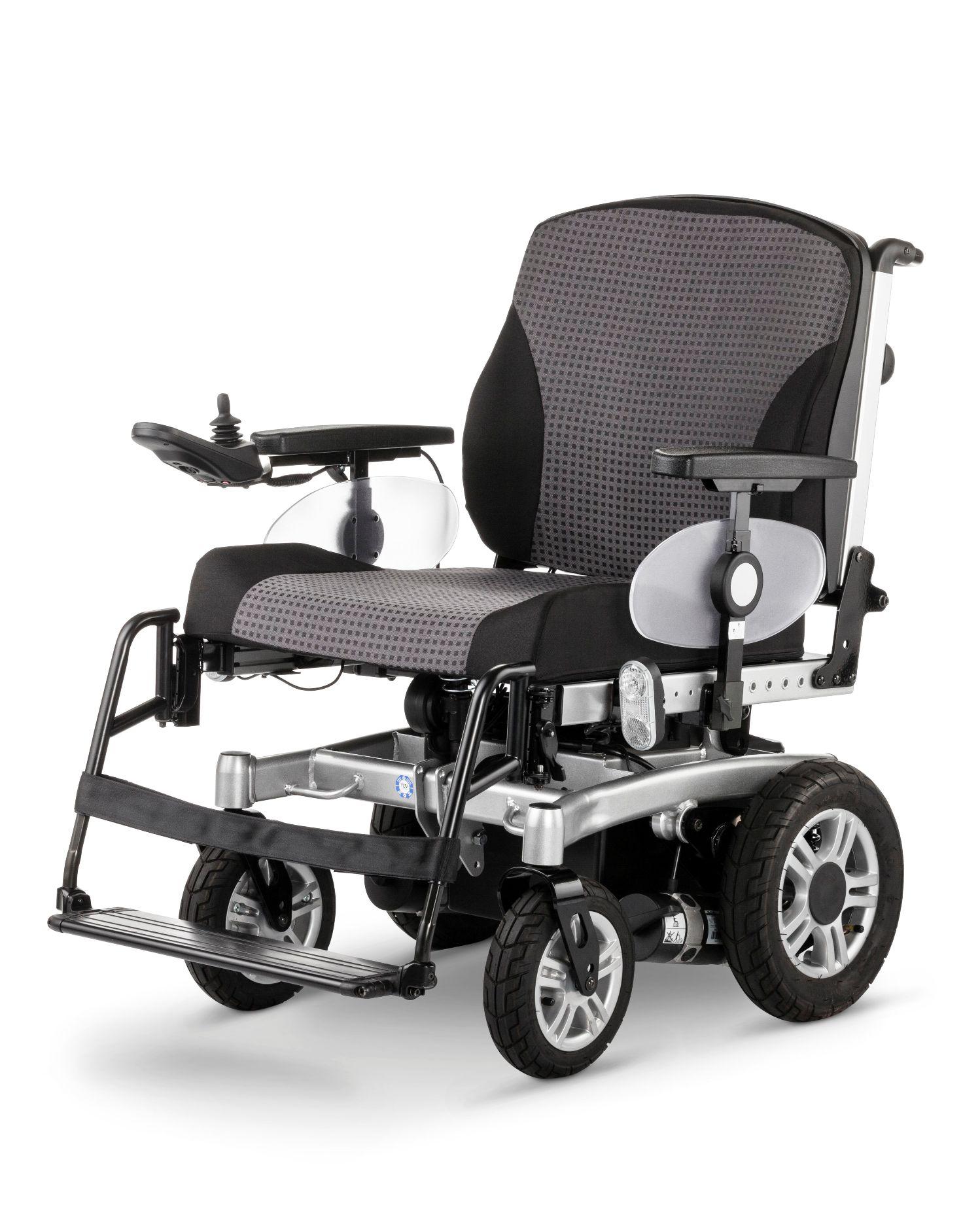 ICHAIR XXL 1.614 wózek elektryczny z siedziskiem ErgoSeat dla inwalidów