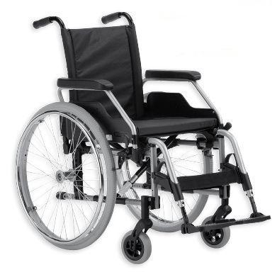 Eurochair Vario 1.750 Ręczny wózek inwalidzki dla osób z chorobami neurologicznymi oraz po amputacjach