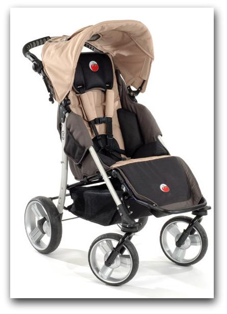 EIO 63000000 06-2005 dziecięcy spacerowy wózek inwalidzki
