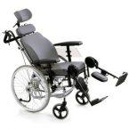 Solero Light 9.072 ręczny wózek inwalidzki z anatomicznym siedziskiem