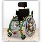 BRIX STAB 1.123.913 dziecięcy wózek inwalidzki spacerowy