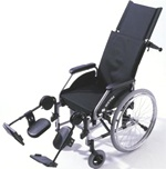 Eurochair Polaro II 1.745 pielęgnacyjny wózek inwalidzki