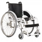 ZX1 1.360 aktywny wózek inwalidzki z możliwością składania