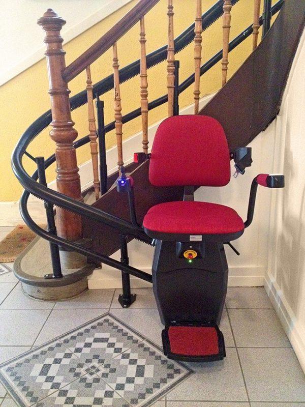 HW 10 Krzesło schodowe dla osób niepełnosprawnych