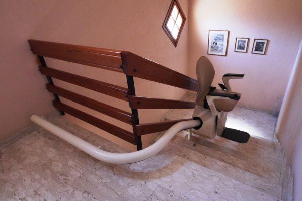Capri Krzesełko Schodowe uniwersalne