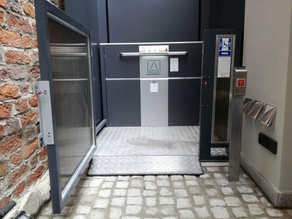 Podnośnik pionowy Lift Plus JURA 14.10